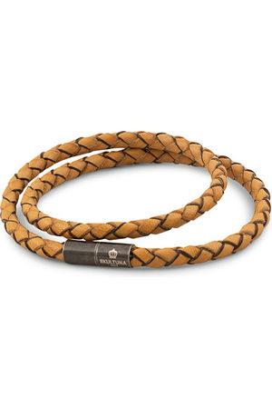 Skultuna Miehet Rannekorut - The Stealth Bracelet Brown