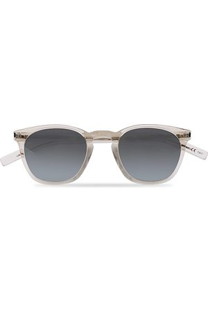 Saint Laurent SL 28 Sunglasses Beige/Silver