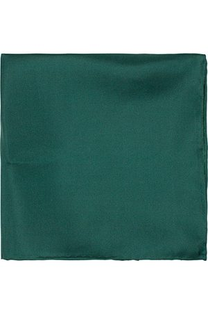 Amanda Christensen Handkercheif Silk Green