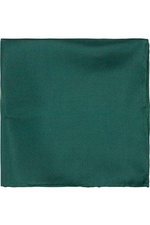 Amanda Christensen Miehet Taskuliinat - Handkercheif Silk Green