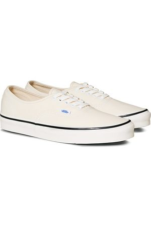 Vans Miehet Tennarit - Anaheim Authentic 44 DX Sneaker White