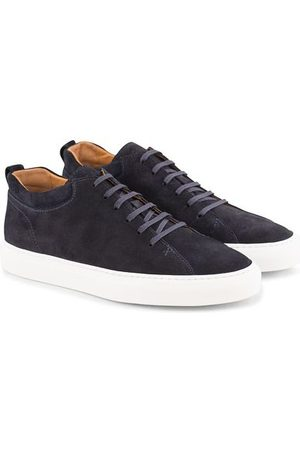 C.QP Miehet Tennarit - Tarmac Sneaker Prussian Blue