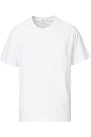 Filippa K Miehet T-paidat - Single Jersey Regular Tee White