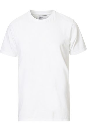 Colorful Standard Miehet T-paidat - Classic Organic T-Shirt Optical White