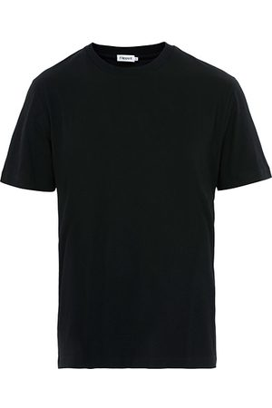 Filippa K Miehet T-paidat - Single Jersey Regular Tee Black