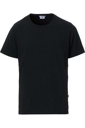 NN.07 Miehet T-paidat - Pima Crew Neck Tee Black
