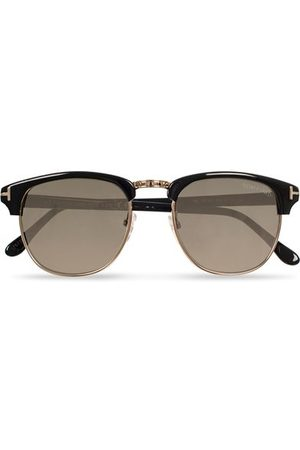 Tom Ford Henry FT0248 Sunglasses Black/Grey