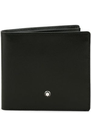 Mont Blanc Miehet Lompakot & Kukkarot - Leather Wallet 8cc Black