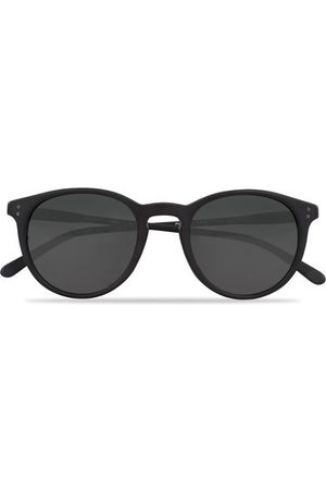 Ralph Lauren 0PH4110 Round Sunglasses Matte Black
