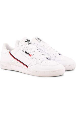 adidas Miehet Tennarit - Continental 80 Sneaker White