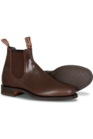 R.M.Williams Wentworth G Boot Yearling Rum
