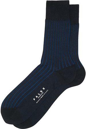 Falke Shadow Stripe Sock Navy