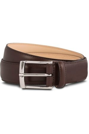 Crockett & Jones Belt 3,2 cm Dark Brown Calf