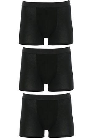 CDLP Miehet Bokserit - 3-Pack Boxer Brief Black