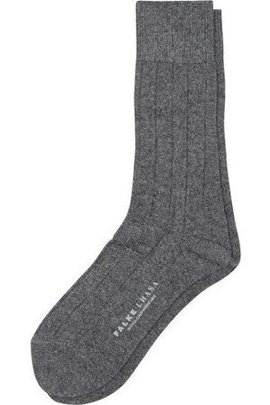 Falke Miehet Sukat - Lhasa Cashmere Socks Light Grey