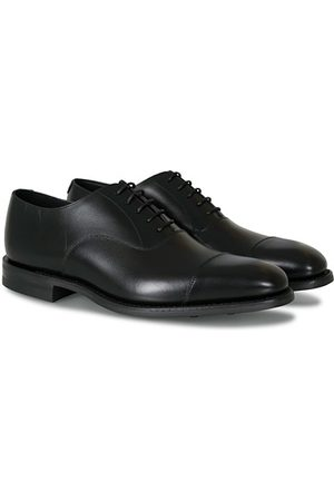 Loake Aldwych Single Dainite Oxford Black Calf