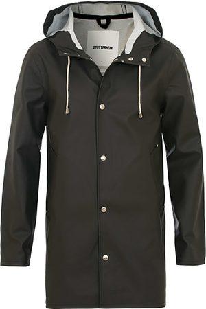 Stutterheim Miehet Sadevaatteet - Stockholm Raincoat Black