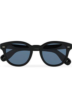 Oliver Peoples Miehet Aurinkolasit - Cary Grant Sunglasses Black/Blue