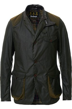 Barbour Miehet Takit - Barbour Lifestyle Beacon Sports Jacket Olive