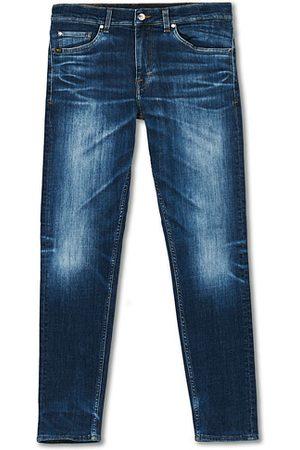 Tiger of Sweden Miehet Stretch - Evolve Super Stretch Top Jeans Medium Blue