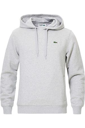 Lacoste Miehet Hupparit - Hoodie Argent Chine