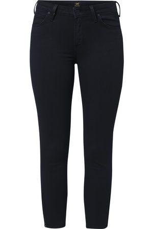 Lee Naiset Slim Fit - Jeans 'Scarlett Cropped