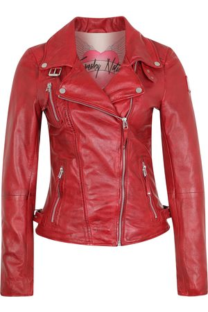 Freaky Nation Between-season jacket 'Bikerprincess