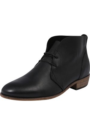 Hub Naiset Loaferit - Lace-up bootie 'Chuckie
