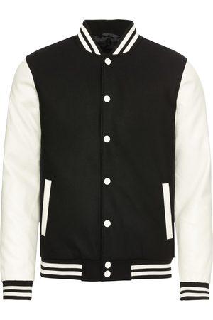 Urban classics Välikausitakki 'Oldschool College Jacket