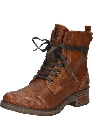 Mustang Lace-up bootie