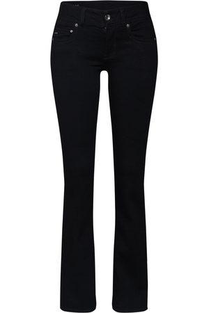 G-Star Naiset Leveälahkeiset - Jeans 'Midge