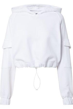 Urban classics Sweatshirt 'Ladies Short Worker