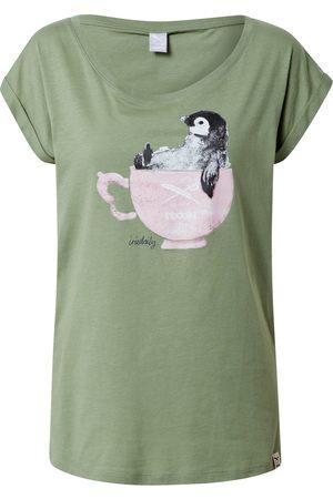 Iriedaily Naiset T-paidat - Paita 'Pingulax Tee