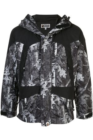 A BATHING APE® Forest Camo Snow Board jacket