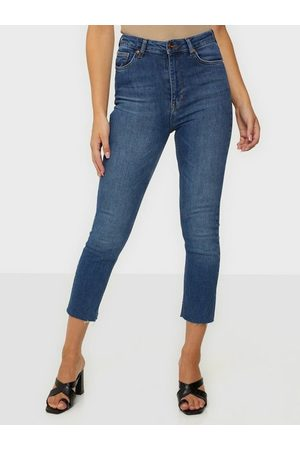 the ODENIM Naiset Suorat - O-Crop Jeans