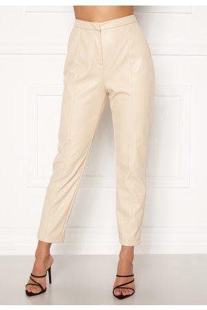 BUBBLEROOM Mina PU trousers 40