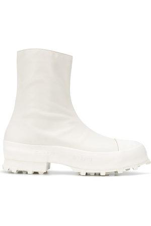 Camper Lab Naiset Nilkkurit - Traktori zipped ankle boots