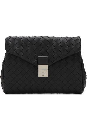 Bottega Veneta Intrecciato 1.5 Leather Document Case