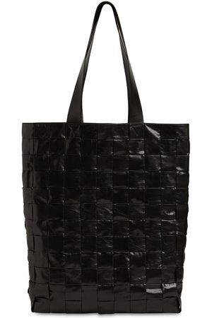 Bottega Veneta The Cassette Leather Tote Bag