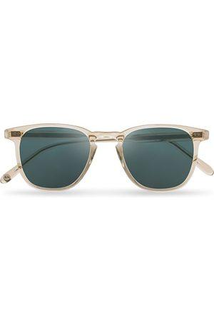 GARRETT LEIGHT Miehet Aurinkolasit - Brooks 47 Sunglasses Blue Smoke