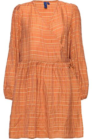 Résumé Abra Dress Polvipituinen Mekko Oranssi