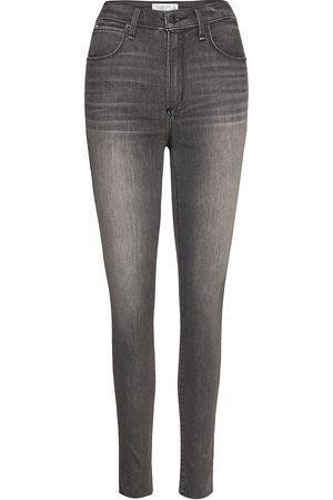 Abercrombie & Fitch Naiset Skinny - Anf Womens Jeans Skinny Farkut Harmaa