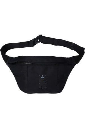 McQ Miehet Vyölaukut - Core Logo Embroidery Nylon Belt Bag