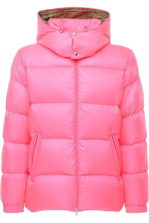 Moncler Genius Enceladus Quilted Nylon Down Jacket