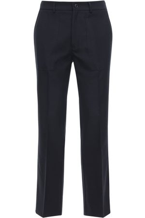 Moncler Genius 22.5cm Wool Blend Pants