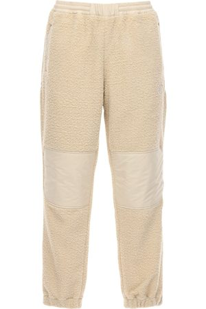 Moncler Genius Miehet Housut - Polar Fleece & Nylon Track Pants