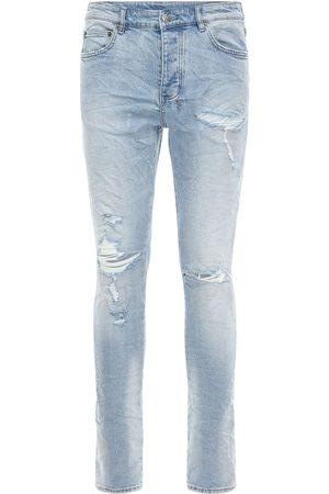 KSUBI Stretch Cotton Denim Slim Fit Jeans