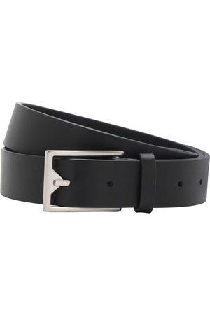Bottega Veneta 3cm Leather Belt