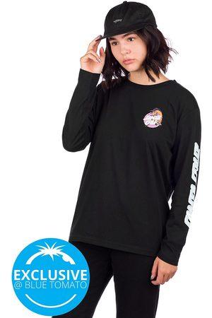 Santa Cruz Naiset T-paidat - Unicorn Dot Long Sleeve T-Shirt