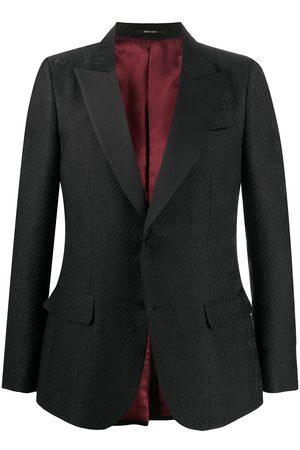 Gucci Miehet Bleiserit - Logo monogram blazer